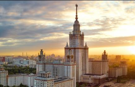 Молодые сотрудники факультета политологии - стипендиаты Московского университета